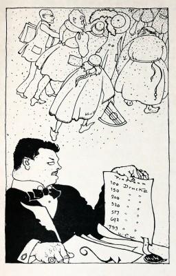 Emil Preetorius: Hans von Weber