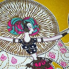 Omar Khayyams Rubaiyat mit Illustrationen von Fish