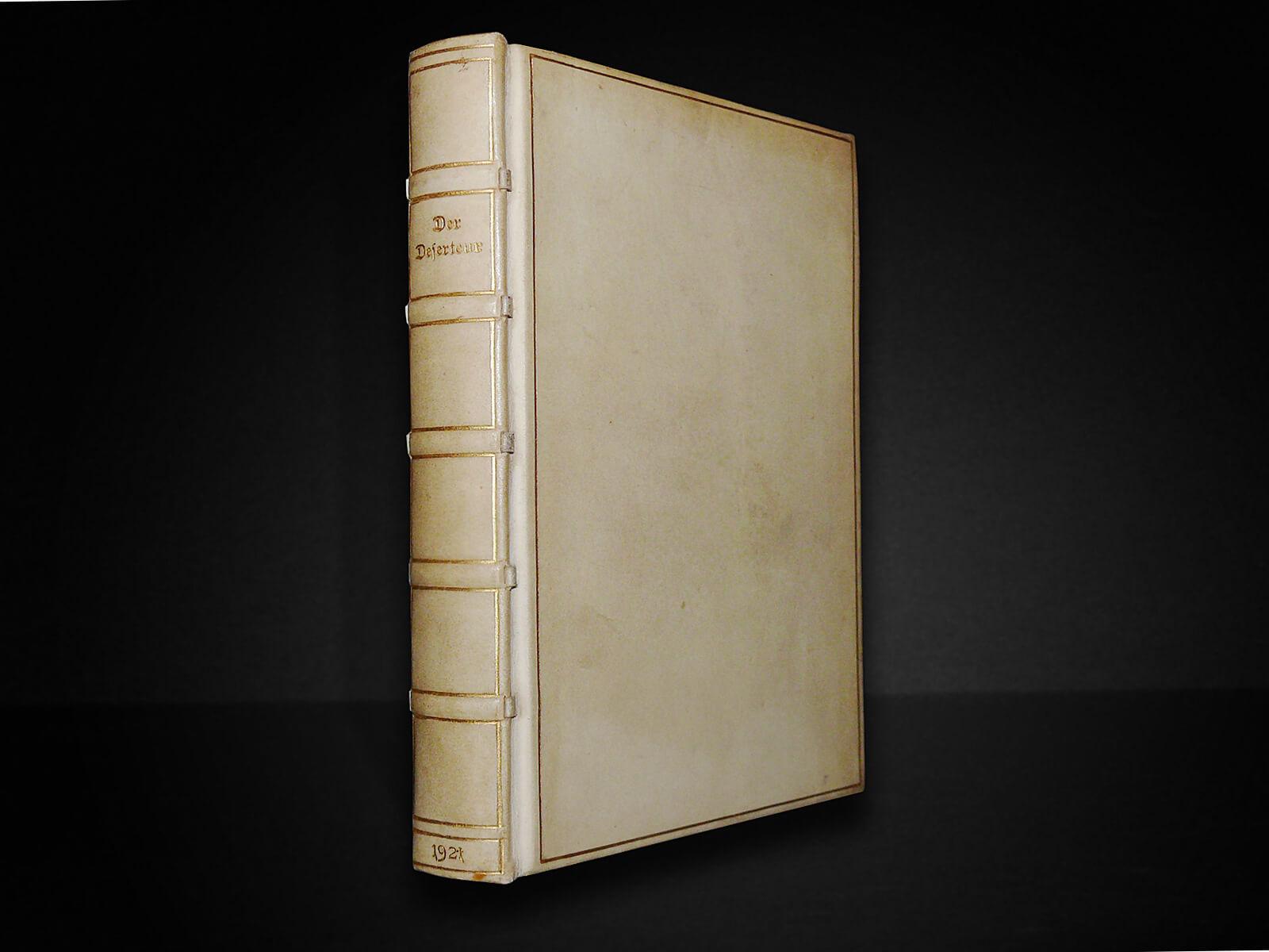 Der Pergamentband der Frieda Thiersch (von Paul Kersten)