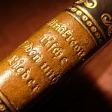 Vom plötzlichen Verschwinden des Buchbinders Carl Sonntag jun.