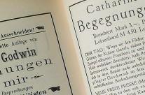 Catherina Godwin – Das Werksverzeichnis