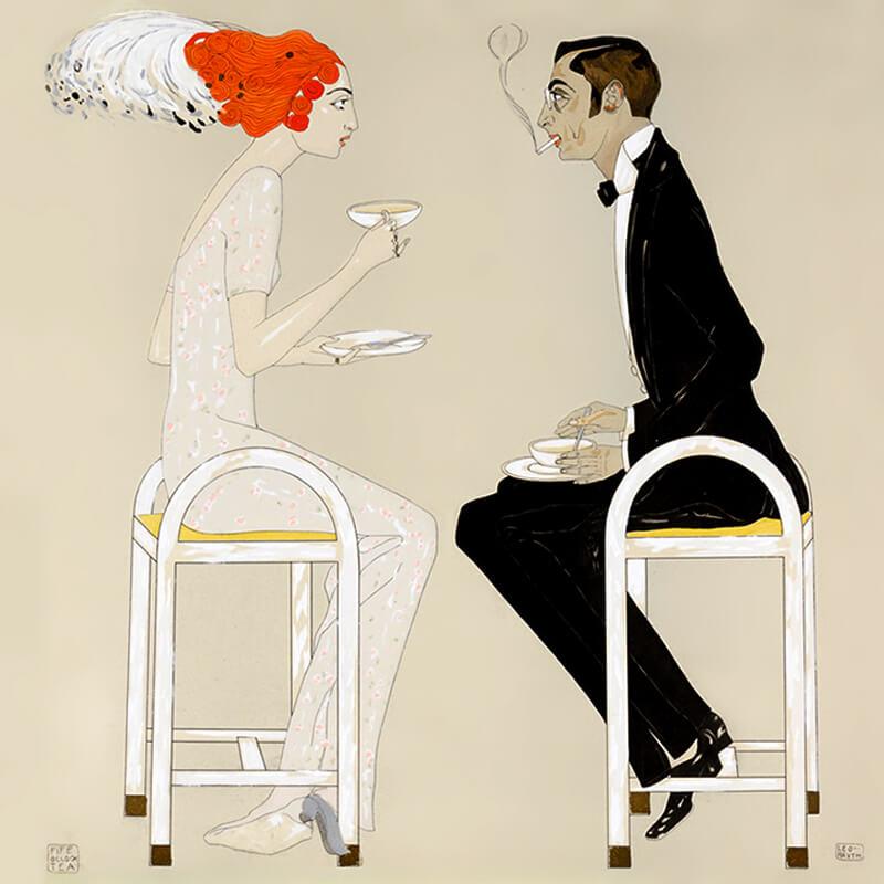 Five O'Clock Tea ::: Leo Rauth