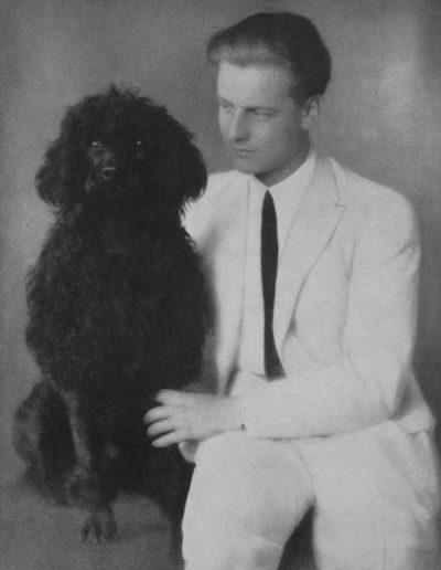 Schauspieler Walter Slezak,