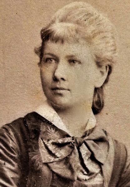 Marie Studemund geb. Wurster